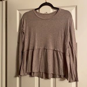 Wilfred Baby doll top
